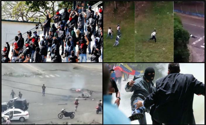 Protestas 2017 | Colectivos: de ejecutores de un patrón a parte de un sistema represivo