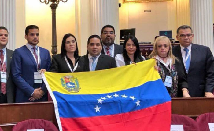 Delegación de la Asamblea Nacional llegó a la Cumbre de las Américas