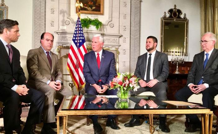 EEUU anuncia ayuda humanitaria adicional para venezolanos en la región