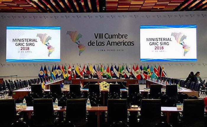 Cumbre de las Américas: Presidentes denuncian situación de Venezuela y piden salida democrática