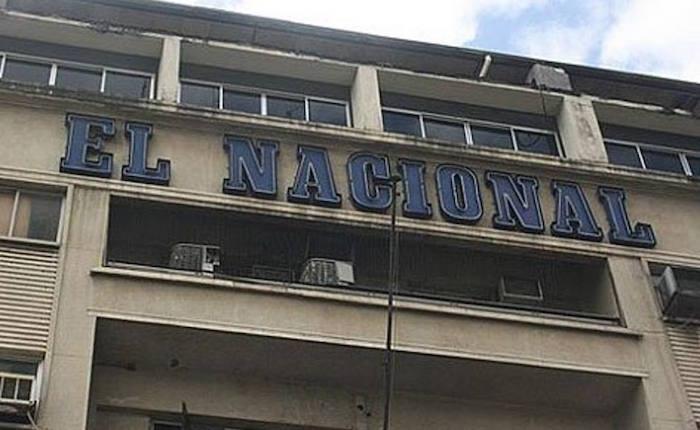Grupo armado invadió antigua sede de El Nacional