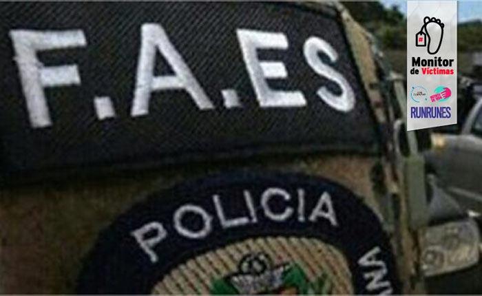 #MonitorDeVíctimas | Dos hermanos y una mujer murieron en operativo de las FAES en Artigas