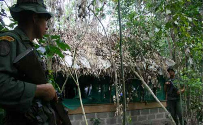 Guerrilleros y paramilitares se enfrentan por el dominio del municipio Catatumbo en Zulia