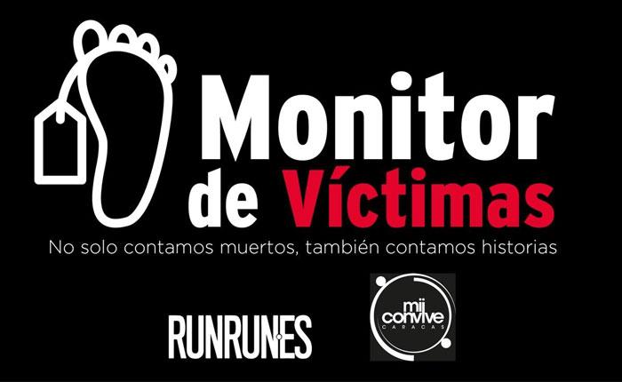 Monitor de Víctimas de Runrun.es finalista a premio internacional de periodismo de datos