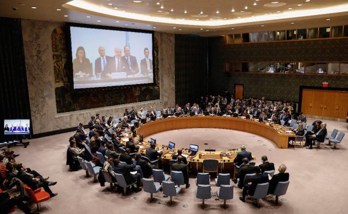 ONU rechaza declaración propuesta por Rusia con condena a ataques en Siria