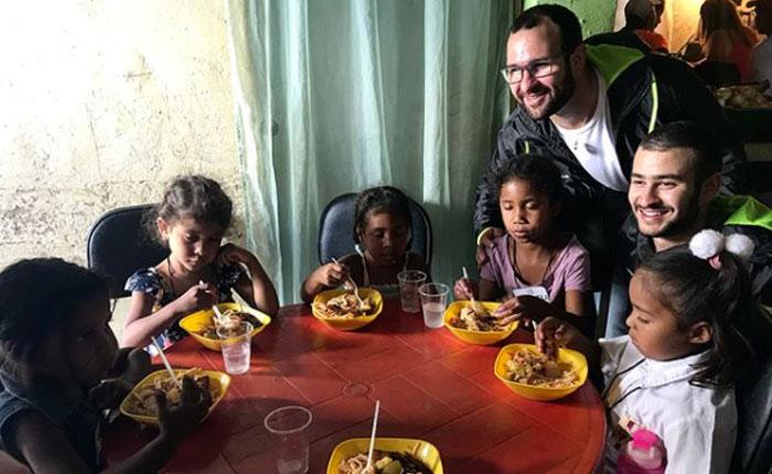 Un Par Por Un Sueño inaugura comedor comunitario en San Blas tras muerte de una niña por desnutrición
