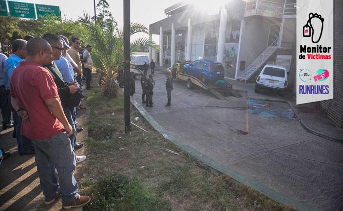 #MonitordeVíctimas   Disputa minera cobra la vida de un niño de 4 años en Ciudad Guayana