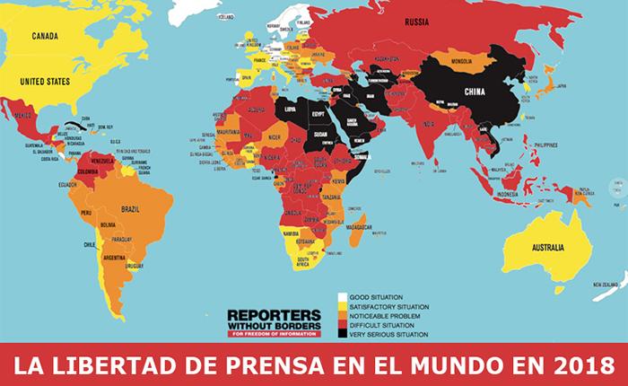 En el día mundial de la libertad de prensa, Venezuela no tiene mucho que celebrar