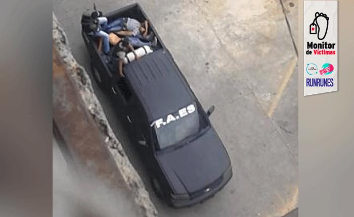 #MonitordeVíctimas | FAES tomó Lomas de Urdaneta para vengar muerte de policía