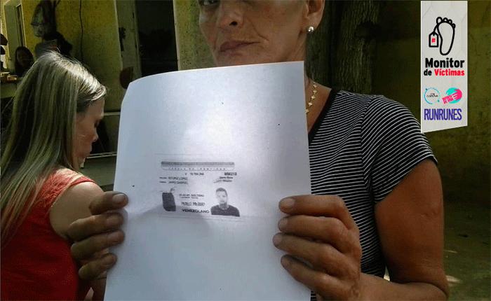 #MonitordeVíctimas | Denuncian al FAES ante Fiscalía por masacre de Lomas de Urdaneta