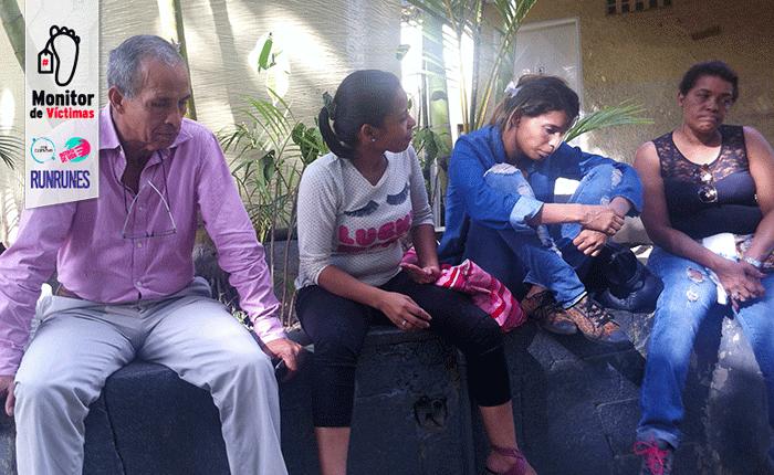 #MonitorDeVíctimas | Una de las víctimas en Lomas de Urdaneta planeaba emigrar a Perú