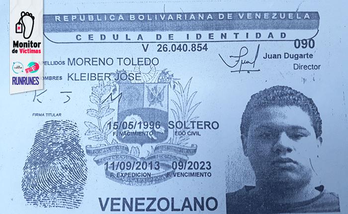 #MonitordeVíctimas | Familiares denuncian que el FAES ejecutó dos jóvenes en Carapita
