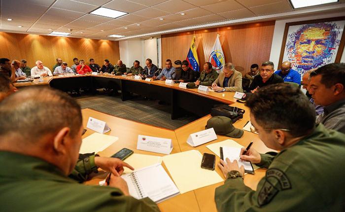 """Gobierno """"relanzará"""" los cuadrantes de paz"""