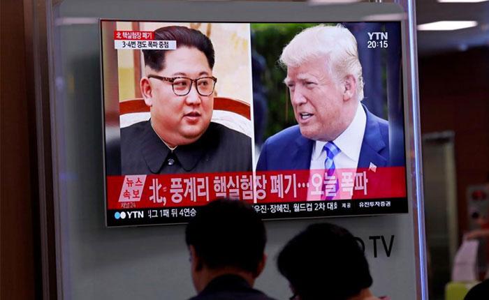 Donald Trump canceló la cumbre con Kim Jong-un en Singapur