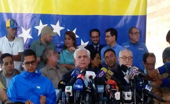Frente Amplio abogará por nuevas elecciones presidenciales para finales de 2018