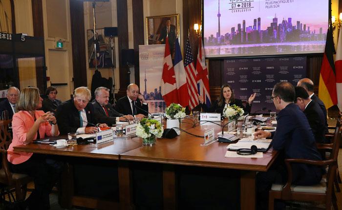 """El G7 y la UE ven """"falta de legitimidad"""" en las elecciones en Venezuela y piden una nueva convocatoria"""