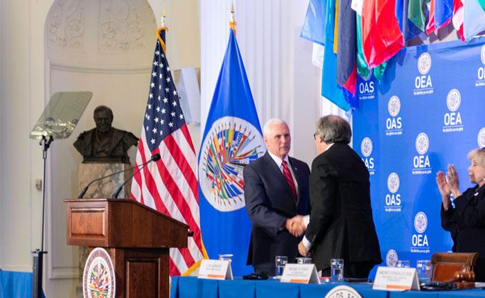 Informe Otálvora: EEUU busca aumentar presión continental sobre gobierno Maduro