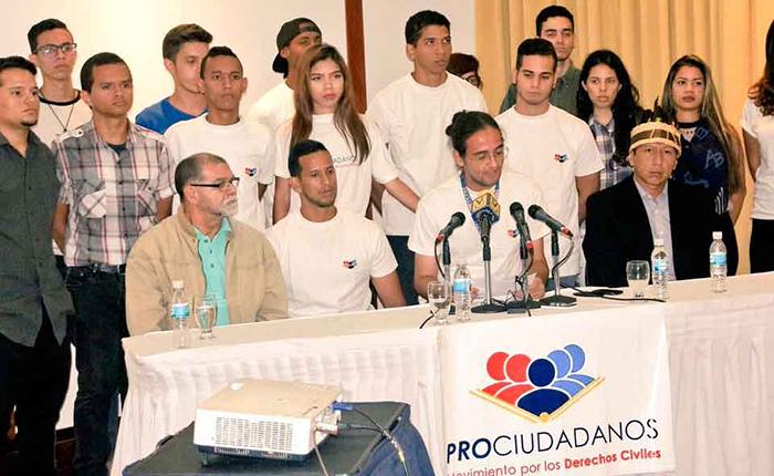 ProCiudadanos anuncia la salida de Timoteo Zambrano de sus filas