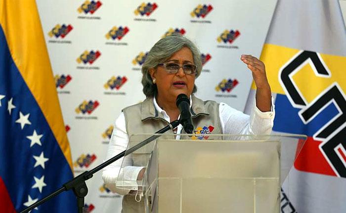 CNE: Nicolás Maduro es reelecto presidente