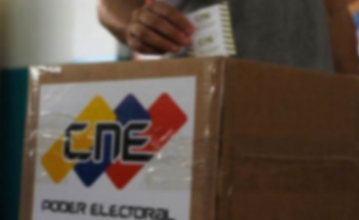 Táchira, Zulia y Mérida fueron los estados con mayor abstención el 20-M