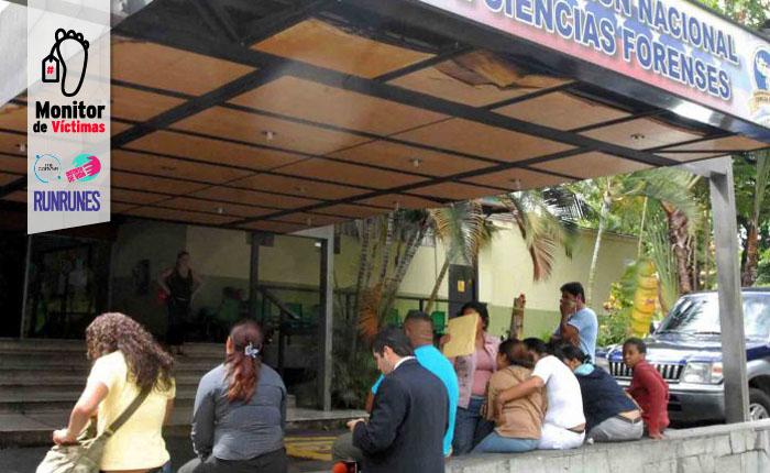 #MonitordeVíctimas | Banda de La Vega disparó contra los vecinos y mató a dos personas