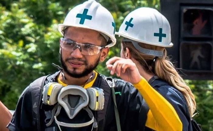 Protestas 2017 |  Paul Moreno: El único paciente que no atendió la Cruz Verde