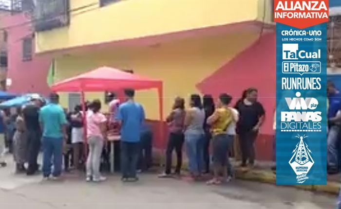 Puntos rojos son protagonistas en el proceso electoral de La Vega
