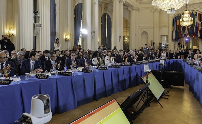 OEA aprueba resolución sobre crisis en Nicaragua y pide a Daniel Ortega elecciones anticipadas