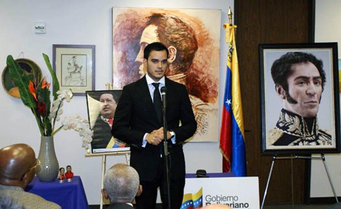 ANC designa a Calixto Ortega Sánchez como presidente del BCV