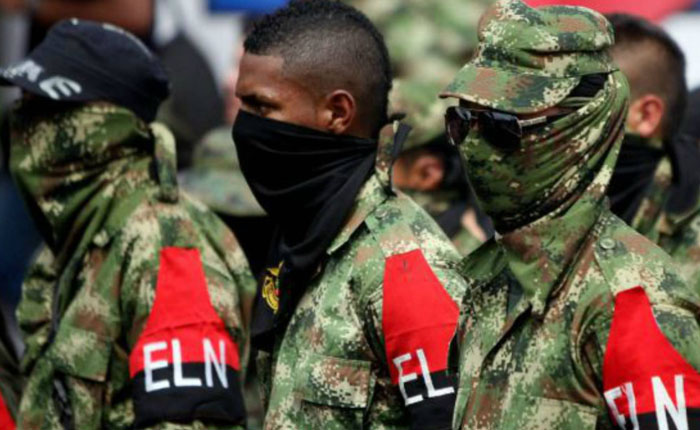 Ejército colombiano destruyó campo minado del ELN en frontera con Venezuela