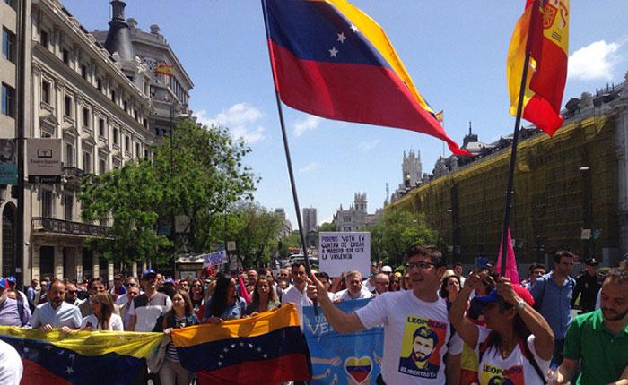 Venezolanos y colombianos encabezan el crecimiento de inmigrantes en España