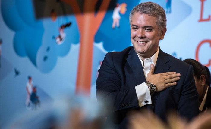 Quien es Iván Duque, presidente de Colombia, por Orlando Viera-Blanco