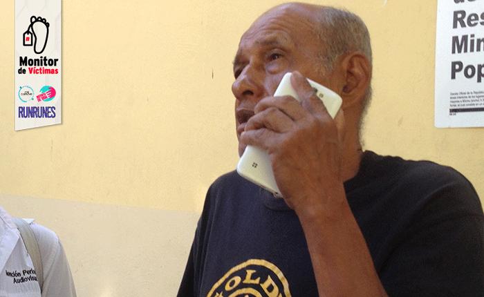 #MonitordeVíctimas | Hombre asesina a su sobrino por una bolsa de sobras de charcutería