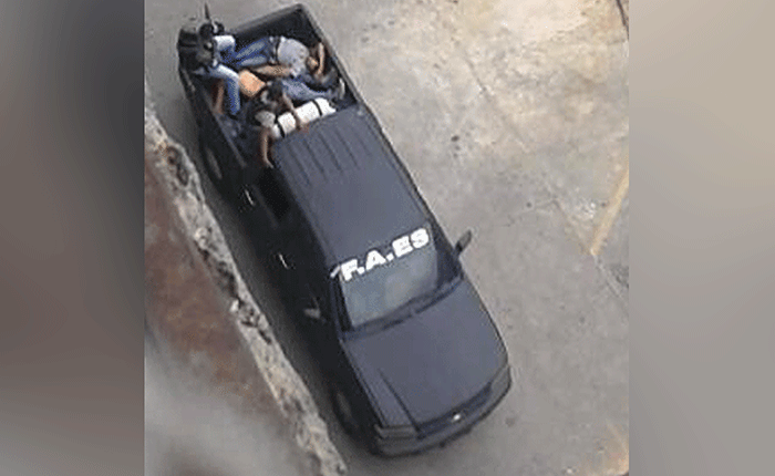 OVV: Cuatro de cada 10 delitos en mayo fueron cometidos por funcionarios policiales y militares