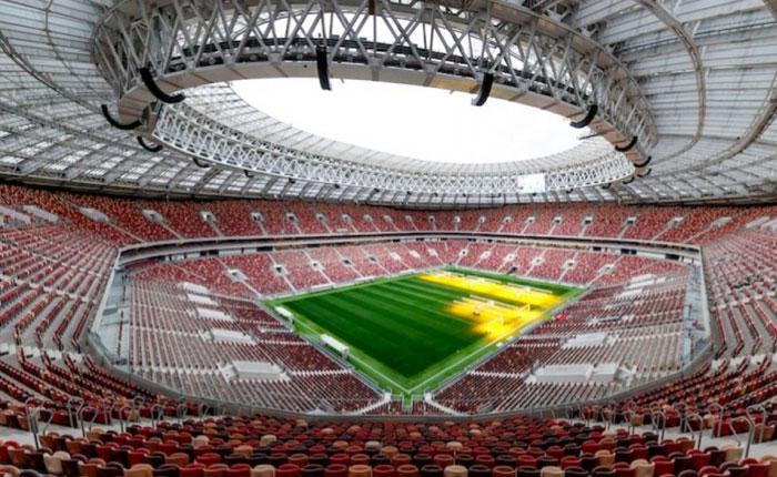 INFOGRAFÍA Doce estadios serán sede de Mundial Rusia 2018