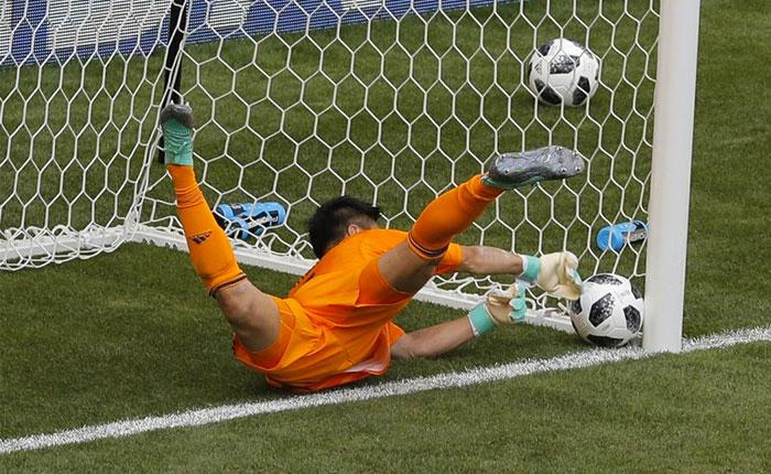 Debut amargo de Colombia en Mundial; cae 2-1 ante Japón #Rusia2018