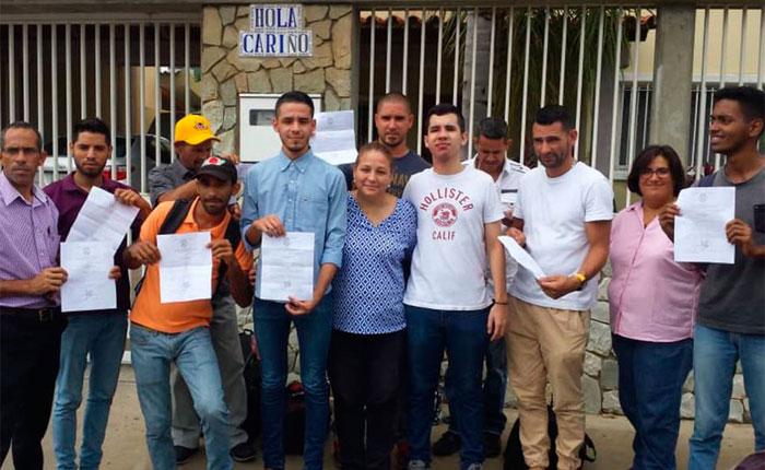 17 presos políticos de Nueva Esparta recibieron libertad plena
