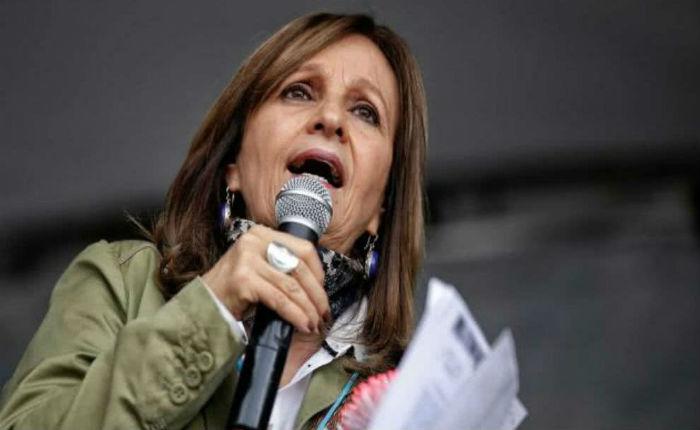 Candidata de Petro a Vicepresidencia cree que en Venezuela no hay democracia