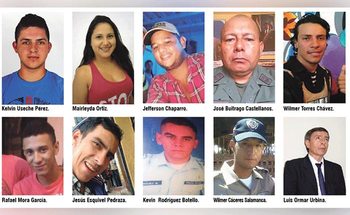 105 venezolanos están secuestrados por la guerrilla colombiana