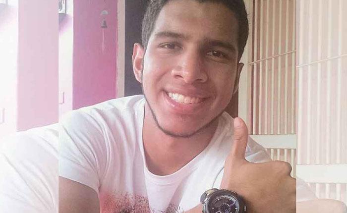 Protestas 2017 | Fabián Urbina: cuando la GNB empuñó una pistola contra los manifestantes