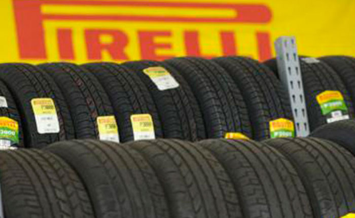 Pirelli paralizó operaciones por falta de materia prima