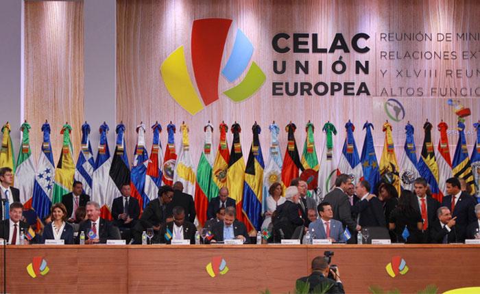 Situación de Venezuela y Nicaragua será tratada en reunión UE-CELAC