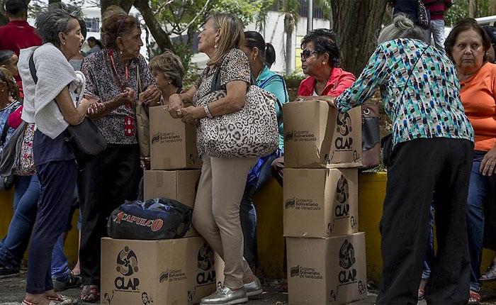 Ministro colombiano: Red que se lucra del hambre en Venezuela opera desde Europa