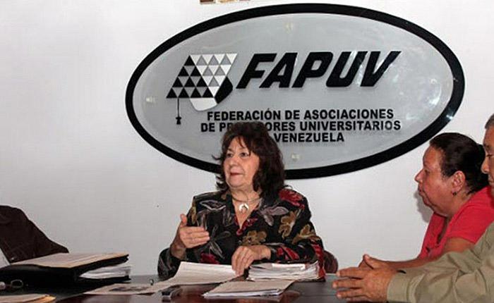 Fapuv convoca paro de universidades por 24 horas para exigir mejoras salariales