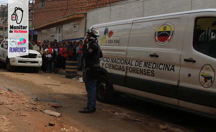 #MonitordeVíctimas | Asesinan a brigadista de Somos Venezuela en el 23 de Enero
