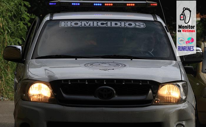 #MonitorDeVíctimas | Cicpc y PNB son los cuerpos que cometen más ejecuciones extrajudiciales en Caracas
