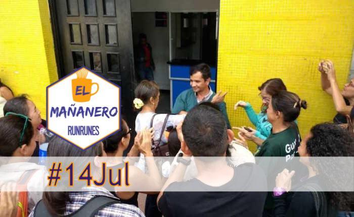 El Mañanero #16Jul: las 5 noticias que debes saber