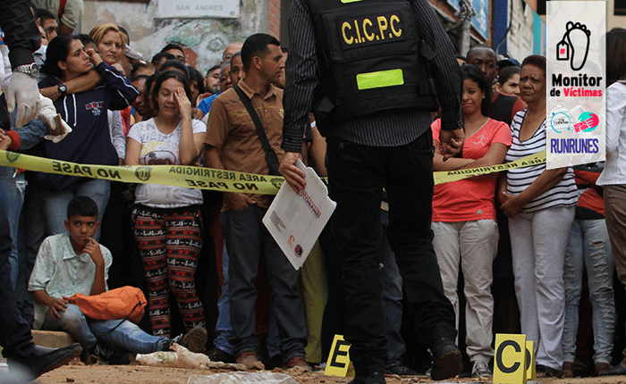 #MonitordeVíctimas | Operativo del FAES deja un muerto en la carretera Caracas-La Guaira