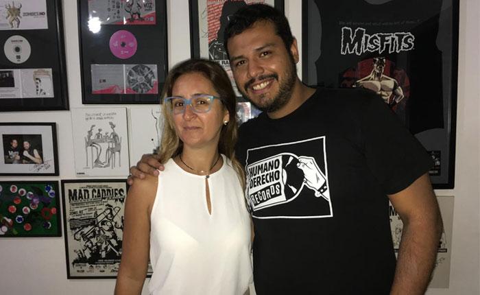 Humano Derecho: con Albe Pérez, representante de Ser Voz