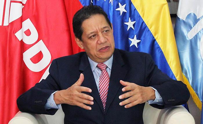 Estados Unidos revocó visa del presidente de Citgo Asdrúbal Chávez
